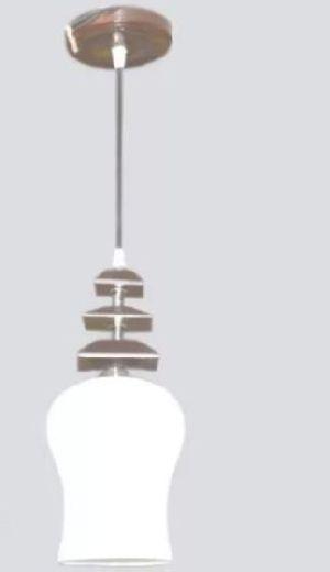 4220-S White Hanging Lamp