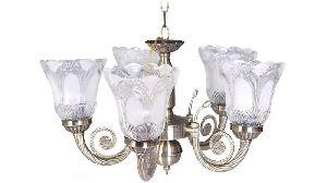 6520-C Plain Hanging Lamp