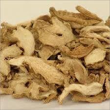 Split Dried Ginger