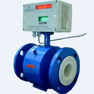 FT 01 Integral Mounting Full Bore Electromagnetic Flow Meter