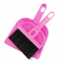 MINI DUSTPAN SET WITH BRUSH