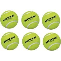 NIVIA CRICKET TENNIS BALL CRICKET BALL