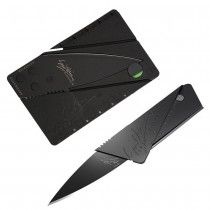 Pocket Credit Card Shaped Folding Safety Knife