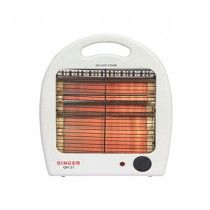 SINGER-QUARTZ ROOM HEATER