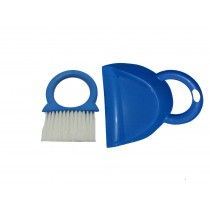STYLISH DUST PAN WITH BRUSH