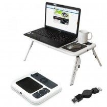 SUPER DEALS PORTABLE LAPTOP COOLING TABLE