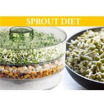 SUPERDEALS SPROUT MAKER