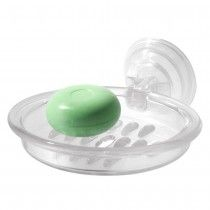 TRANSPARENT SUCTION SOAP CASE