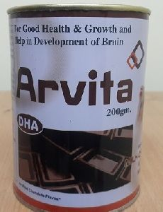 Arvita Chocolate Flavour Powder