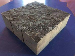 Basalt Hand Cut Stone Cobbles