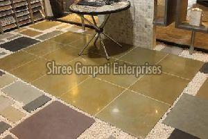 Brown Kota Stone Tiles
