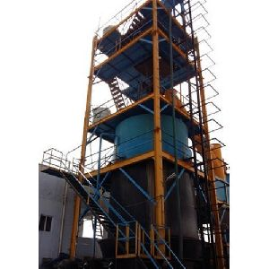 PG 1500 Industrial Coal Gasifier Plant