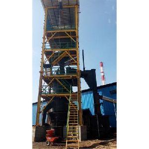 PG 500 Industrial Coal Gasifier Plant