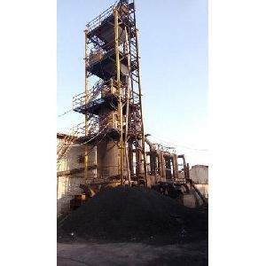 PG 5000 Industrial Coal Gasifier Plant