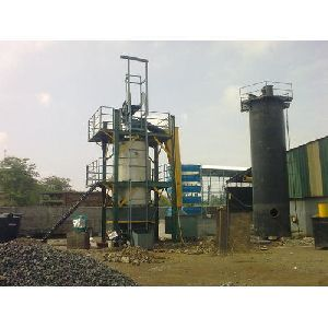 WBG-100 Thermal Coal Gasifier Plant