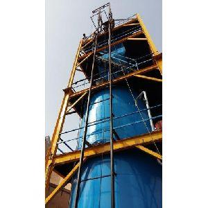 WBG-150 Biomass Gasifier System
