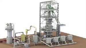 WBG-350 Biomass Gasifier System