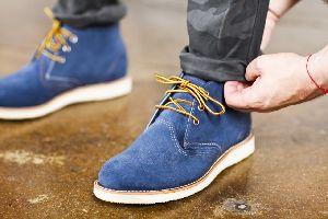 Suede Footwear