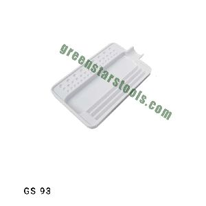 BEAD SORTING TRAY WHITE