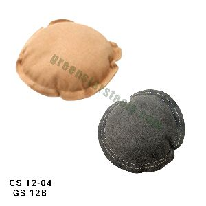 LEATHER SAND BAGS ROUND