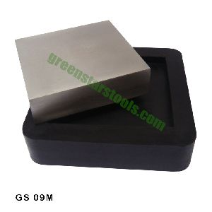 MULTI UTILITY BENCH BLOCK STEEL and RUBBER