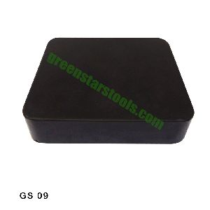 RUBBER DAPPING BENCH BLOCK