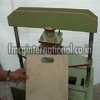 Paper Bag D Shape Handle Punching Machine