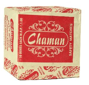 Chaman Safety Matches