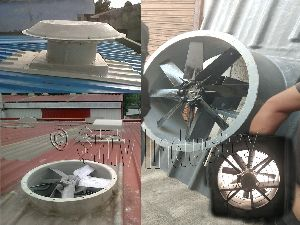 Motorized Roof Air Ventilator