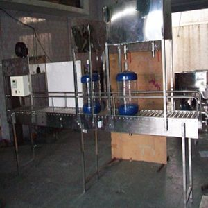 Semi Automatic Jar Rinsing Filling Capping Machine