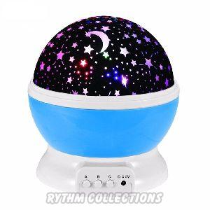Kids Star Moon Projector Lamp