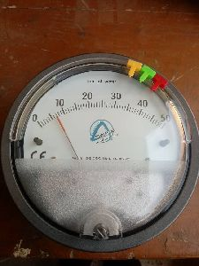 Aerosense Model ASG-00 Differential Pressure Gauge Range 0-.25 Inch WC