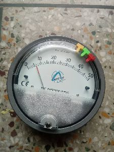 Aerosense Model ASG-02 Differential Pressure Gauge Range 0-2.0 Inch WC