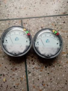 Aerosense Model ASG-05 Differential Pressure Gauge Range 0-5.0 Inch WC