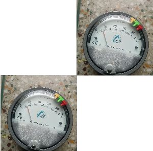 Aerosense Model ASG-150 Differential Pressure Gauge Range 0-150 Inch WC