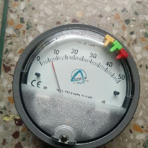 Aerosense Model ASG-30 Differential Pressure Gauge Range 0-30 Inch WC