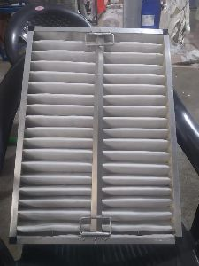 Pre Filter Aluminum Section Fram