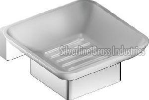 EL 2107 Glass Soap Dish