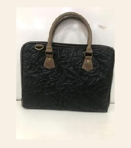 Leather Notebook Laptop Bag
