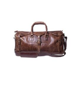 Travelling Leather Laptop Bag
