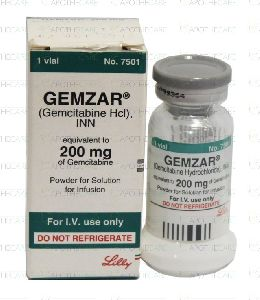Gemzar 200ml Injection