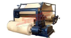 Vertical Type Single Facer  Paper Corrugation Machine