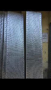 Galvanised Iron Perforated Cable Tray