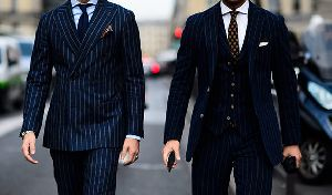 Formal Suiting Fabric