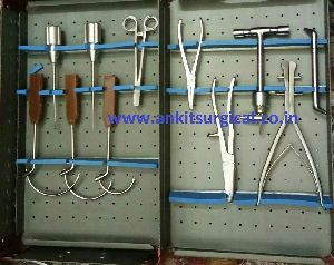 K Wire Instrument Set