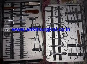 Small Fragment Instrument Set