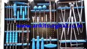 Spine Instruments Set