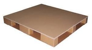 Way Claded Honeycomb Paper Pallet