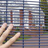 Weld Mesh Fencing System