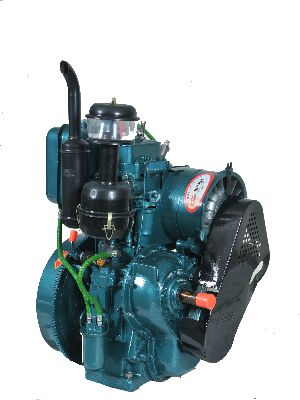 Single Cylinder Air Cooled Engine 01